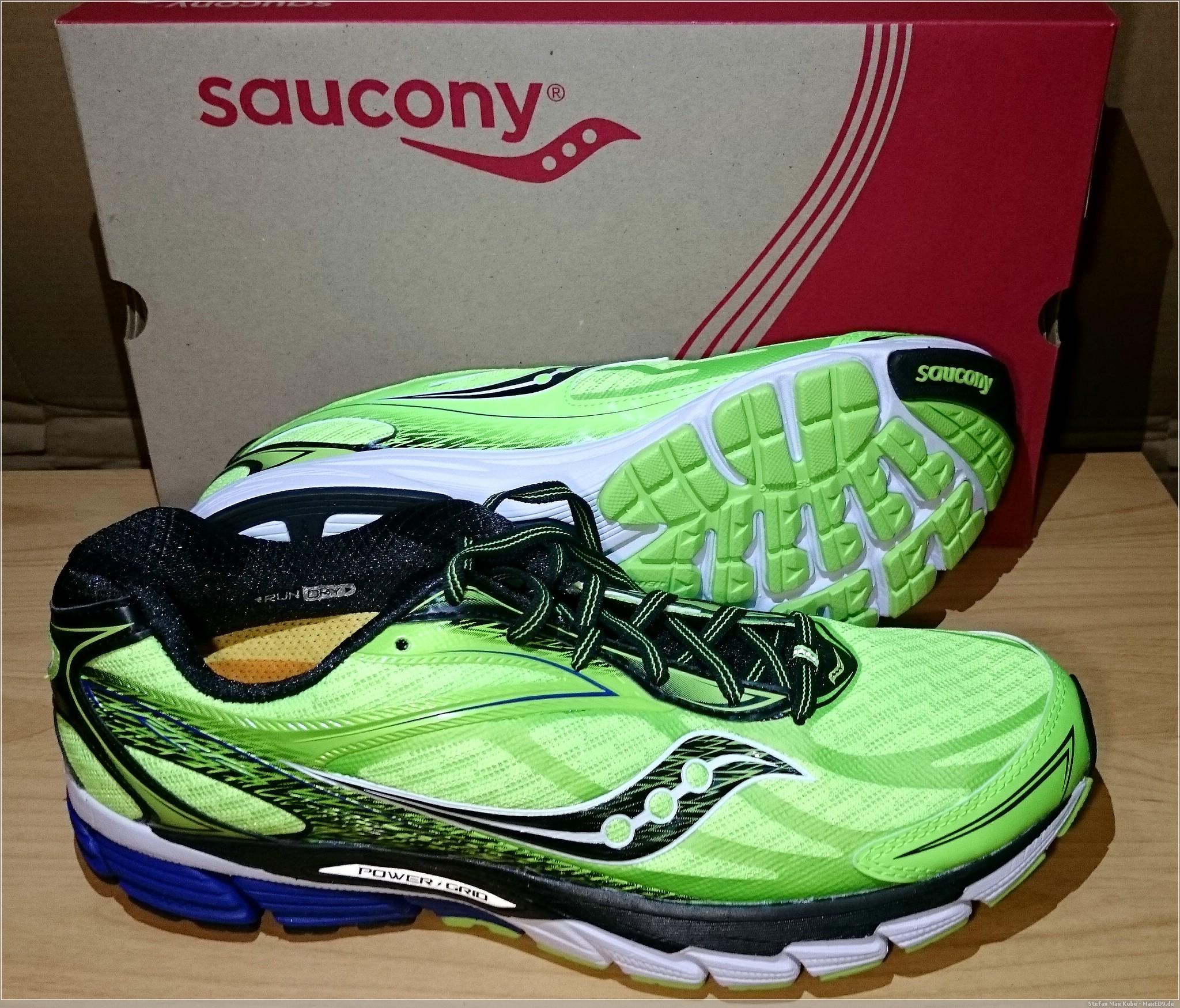 Saucony Ride 8