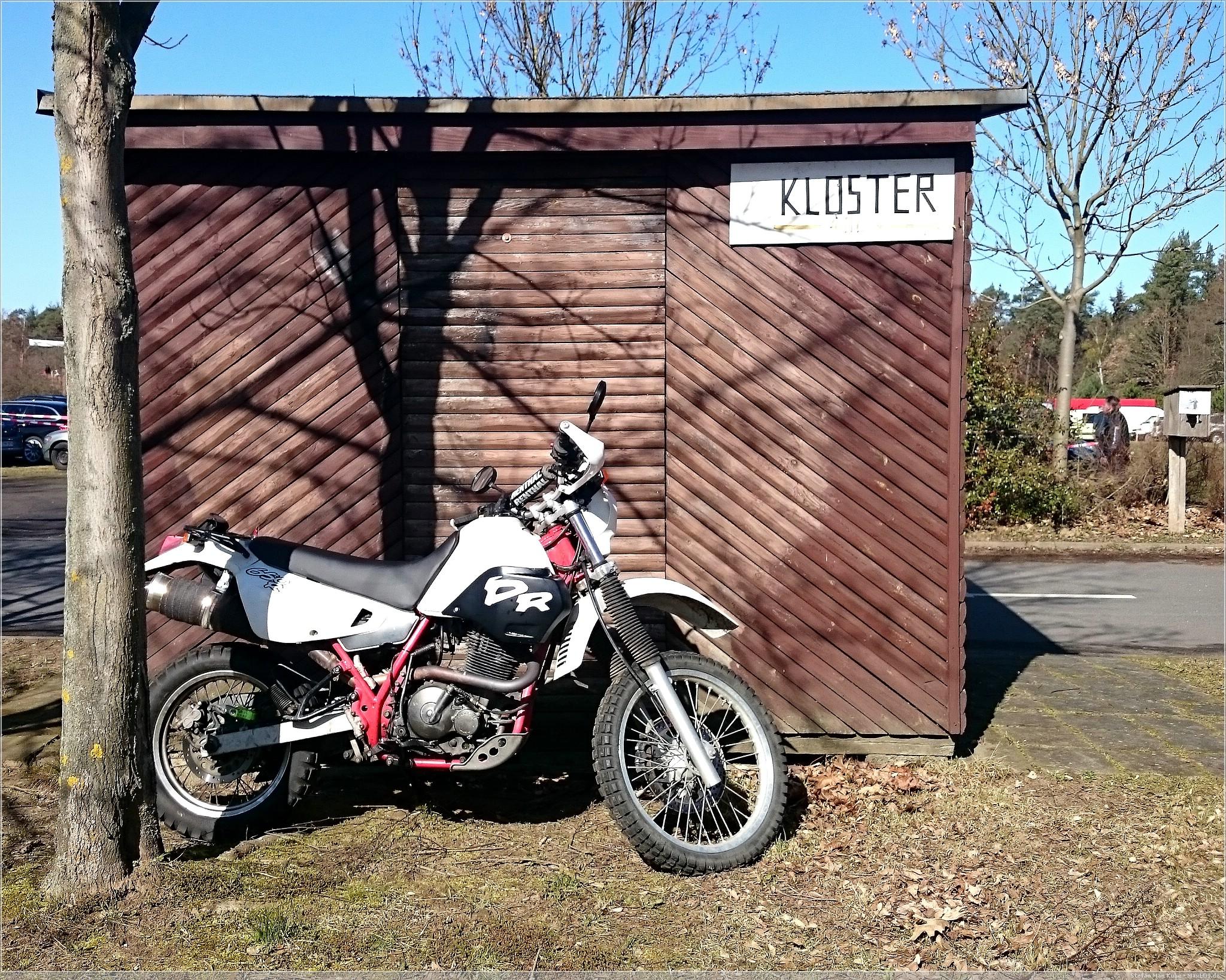 Kloster-Parkplatz