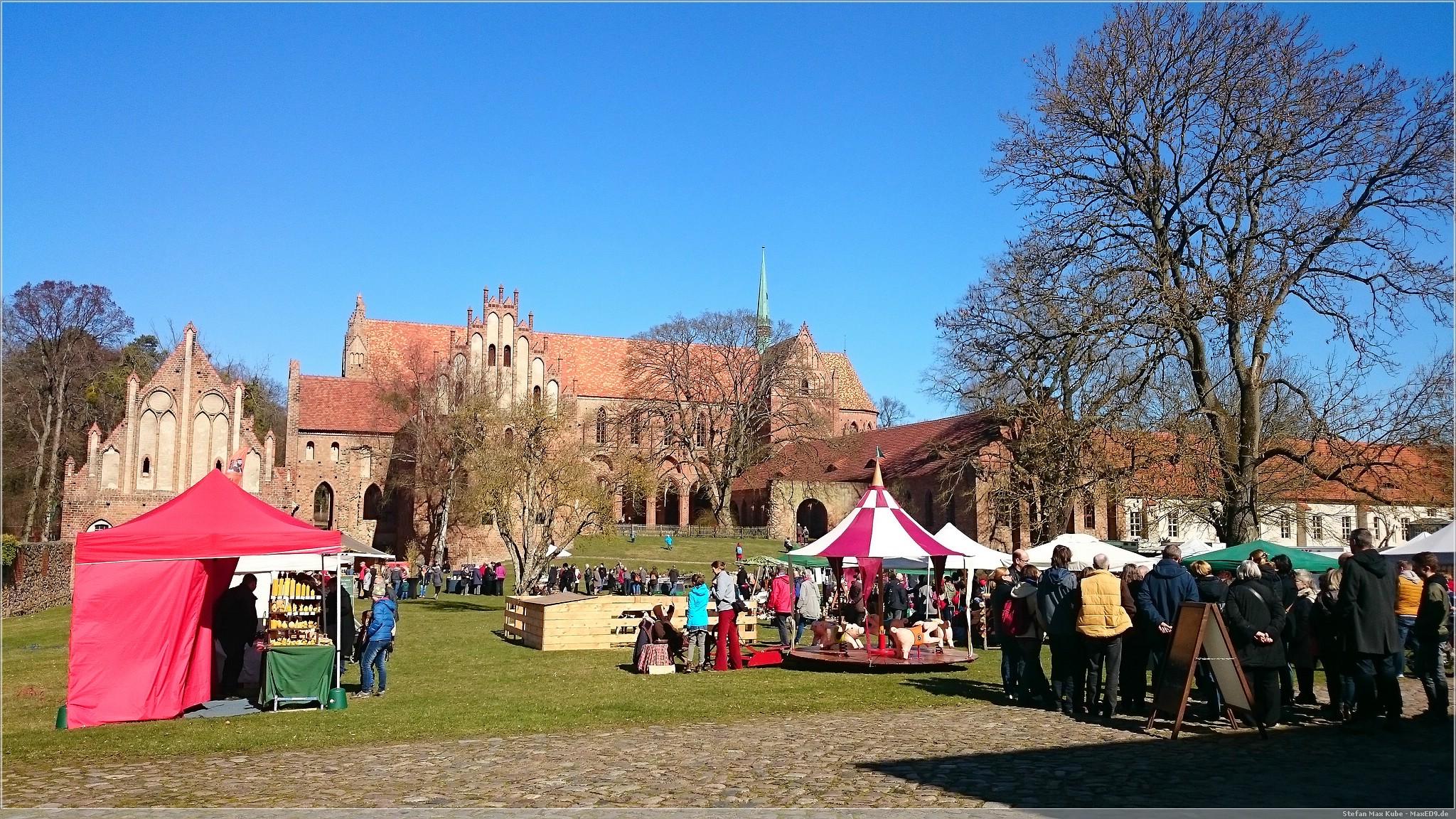 Kloster Chorin - Ostermarkt