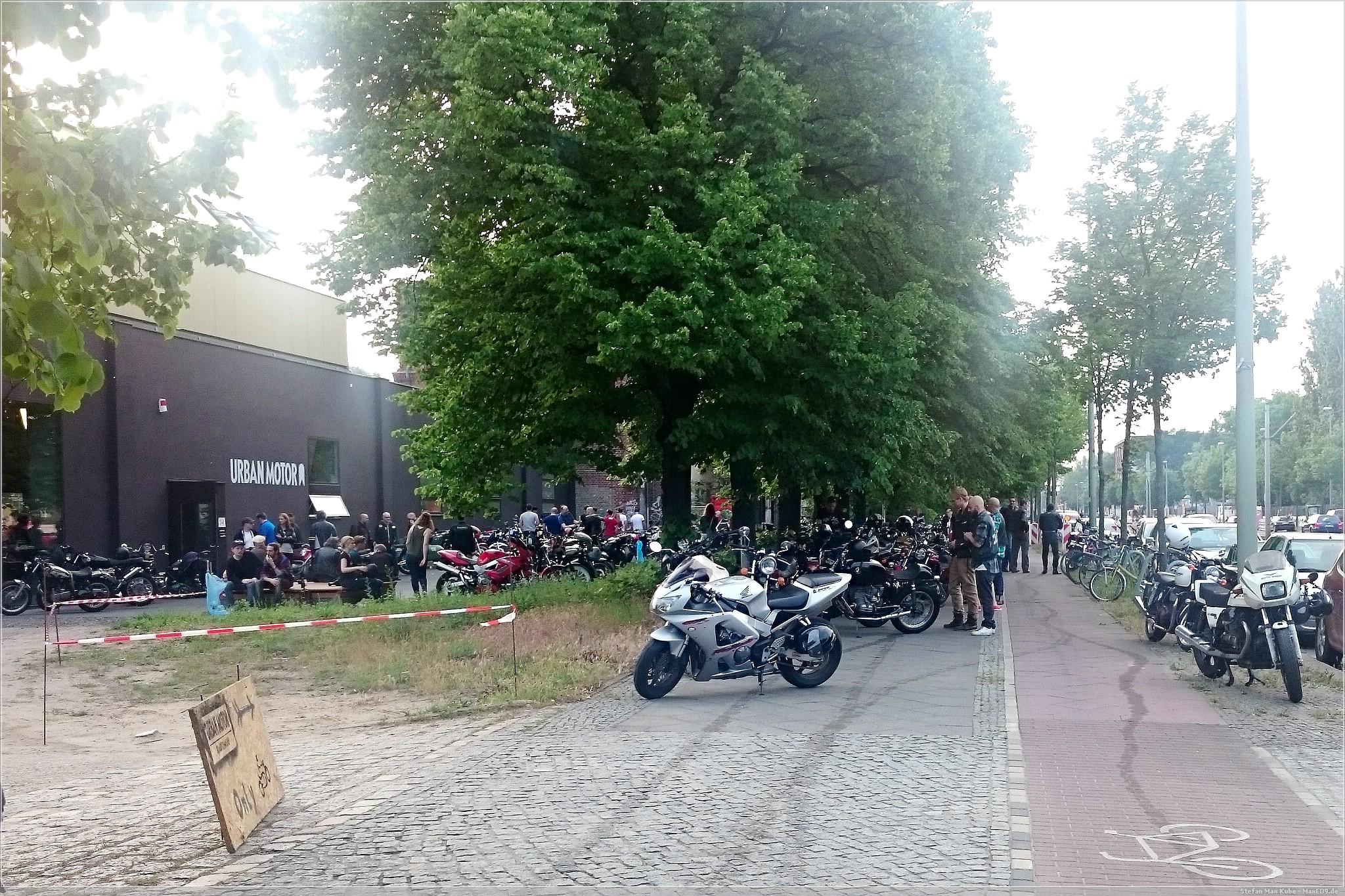 gefeiert: Feines Fest bei Urban Motor