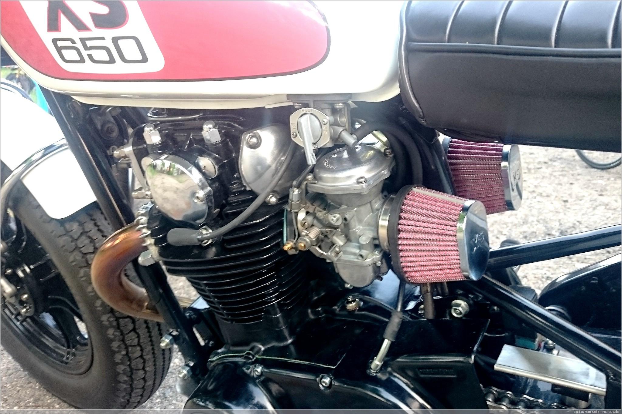 Yamaha XS 650 @ Urban Motor