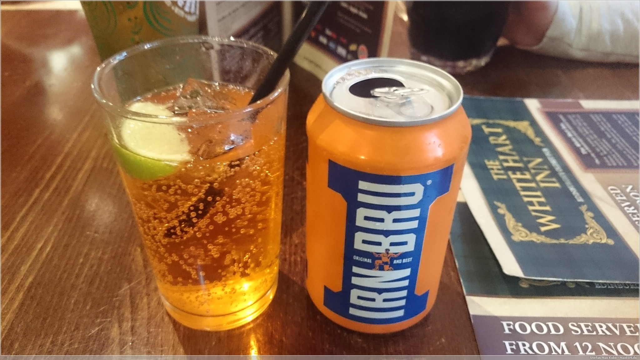 Irn Bru - original and best