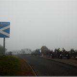 an der schottischen Grenze