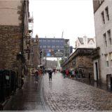 Royal Mile zum Edinburgh Castle