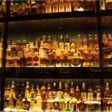 jede Menge alte Flaschen