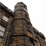 der Turm, der die schottischen Kronjuwelen beherbergt