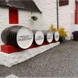 Edradour Distillery Fassgrößen
