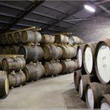 Edradour Distillery Whiskylager