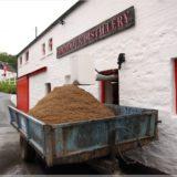 Edradour Distillery Viehfutter