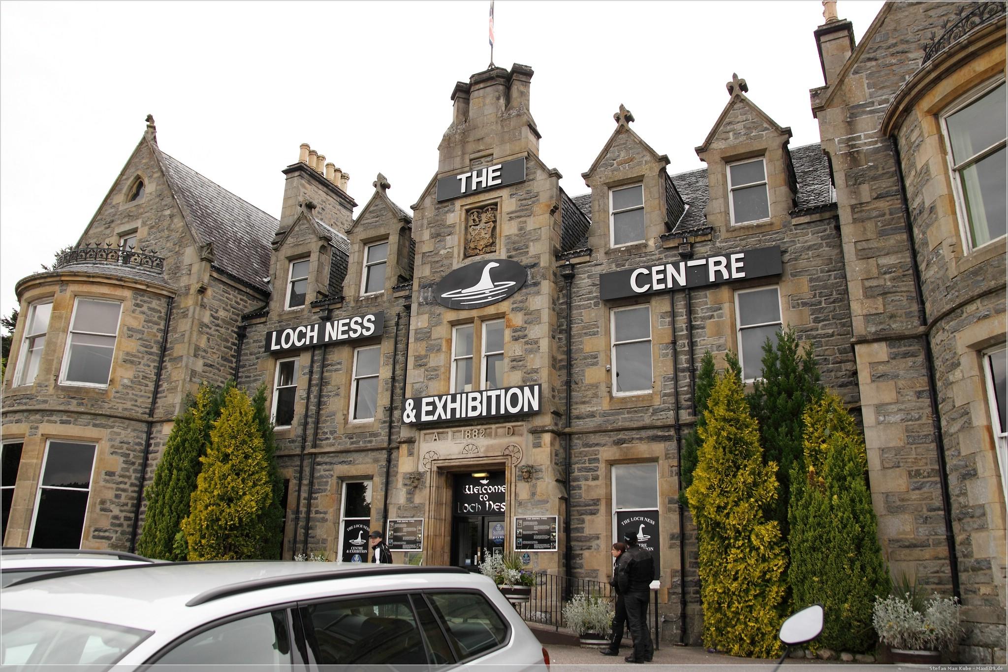 Loch Ness Ausstellung
