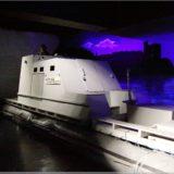Loch Ness Ausstellung Forschungsboot