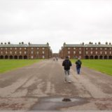 Parade ground, Fort George