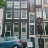 das schmalste Haus in Amsterdam