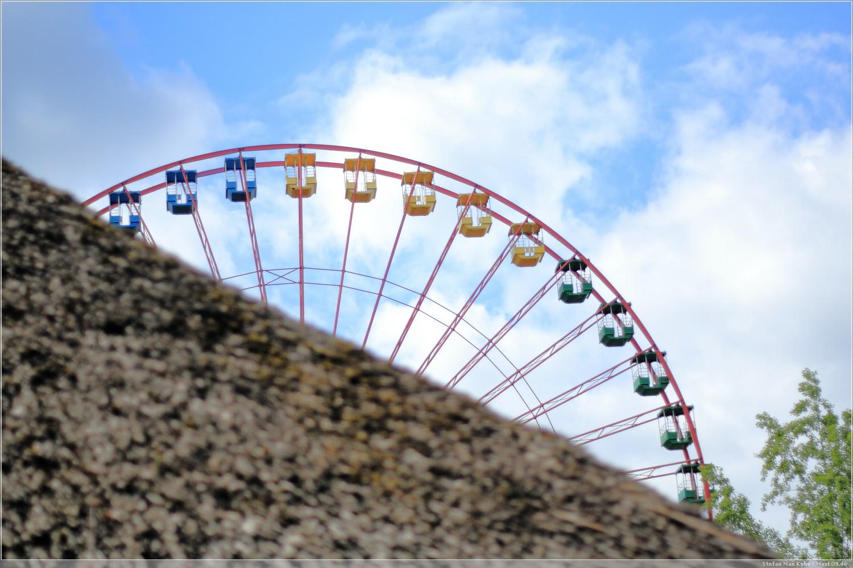 Riesenrad im Spreepark Berlin