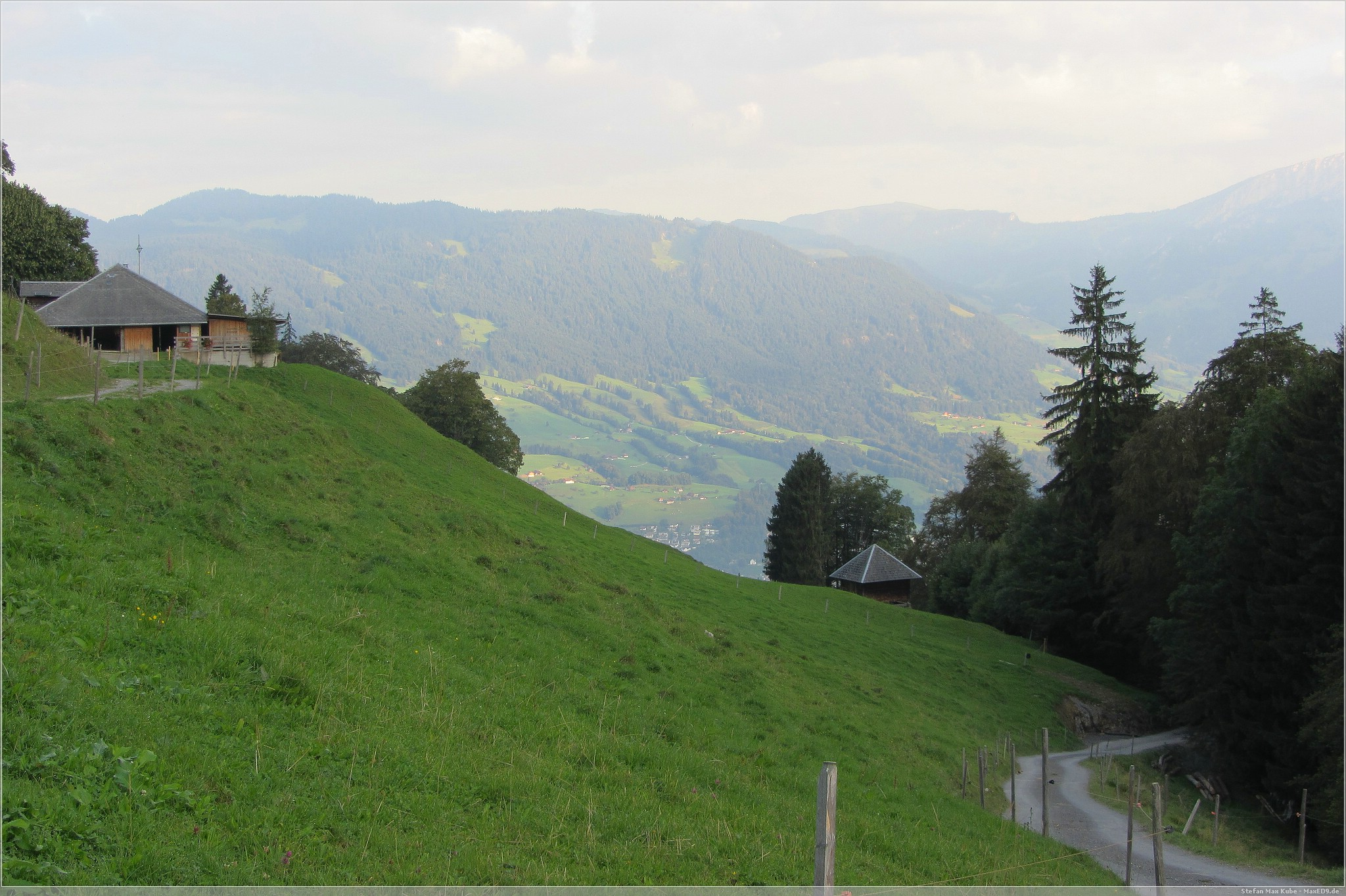 Zwischen den Seen: Thun –  Interlaken – Brienz