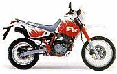 Suzuki DR 650 R Daten & Modifikationen