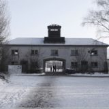 Eingang KZ-Gedenkstätte Dachau