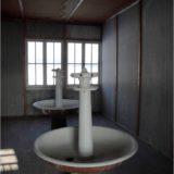 Gemeinschaftsbad -KZ-Gedenkstätte Dachau