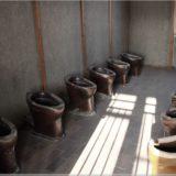 Toiletten – KZ-Gedenkstätte Dachau