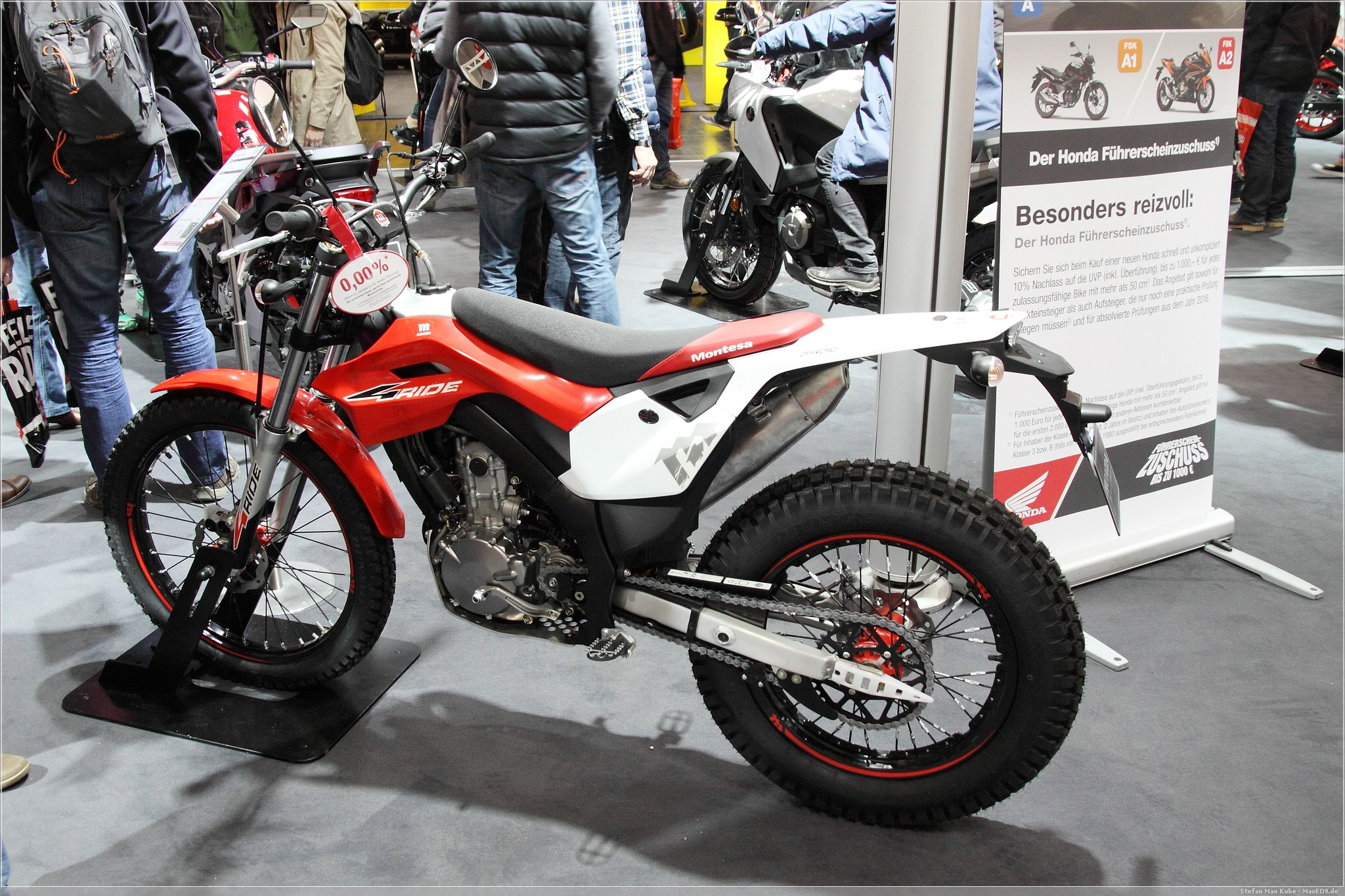 Honda Montesa 4 Ride