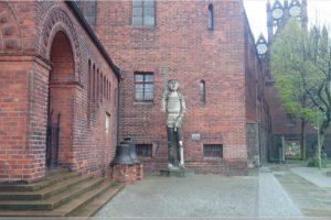Roland vor dem Märkischen Museum