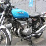 Suzuki GT550