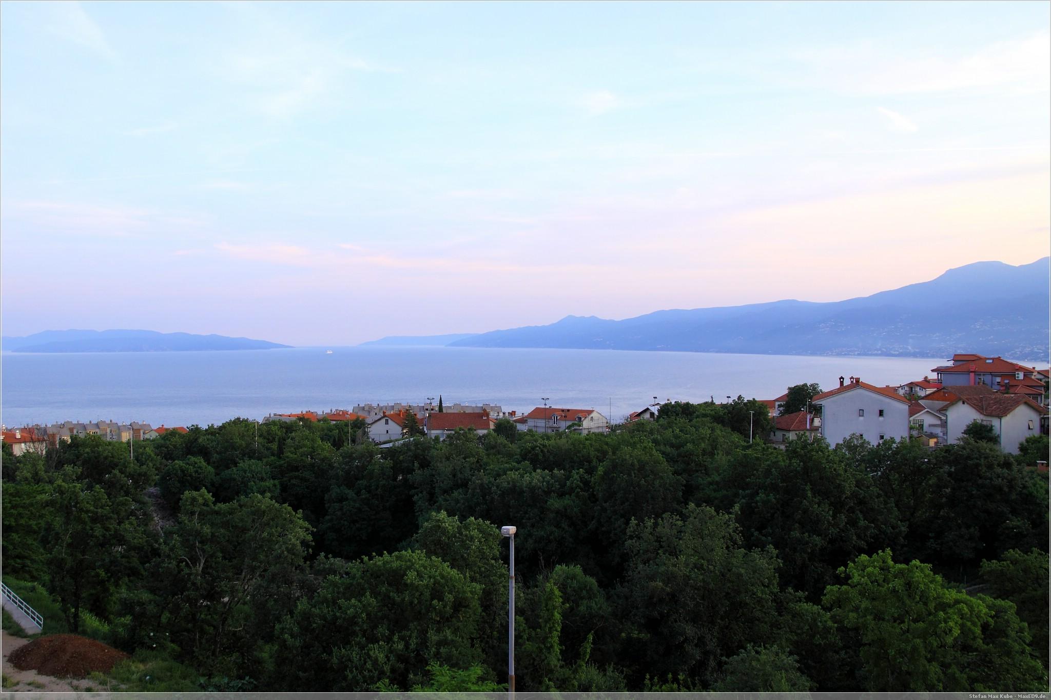 Rijeka, Kroatien