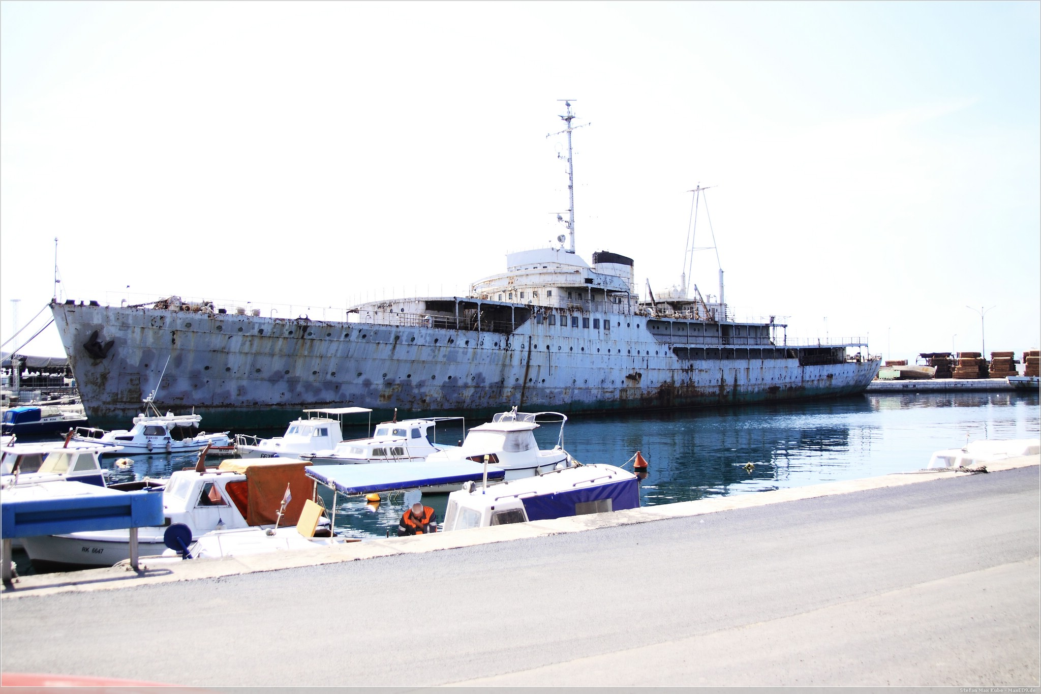 alter Kahn, Rijeka