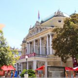 Kroatisches Nationaltheater in Rijeka