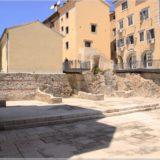 Ruinenreste in Rijeka