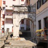 Arco di Riccardo, Triest