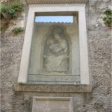 Gasse am San Giusto Castello