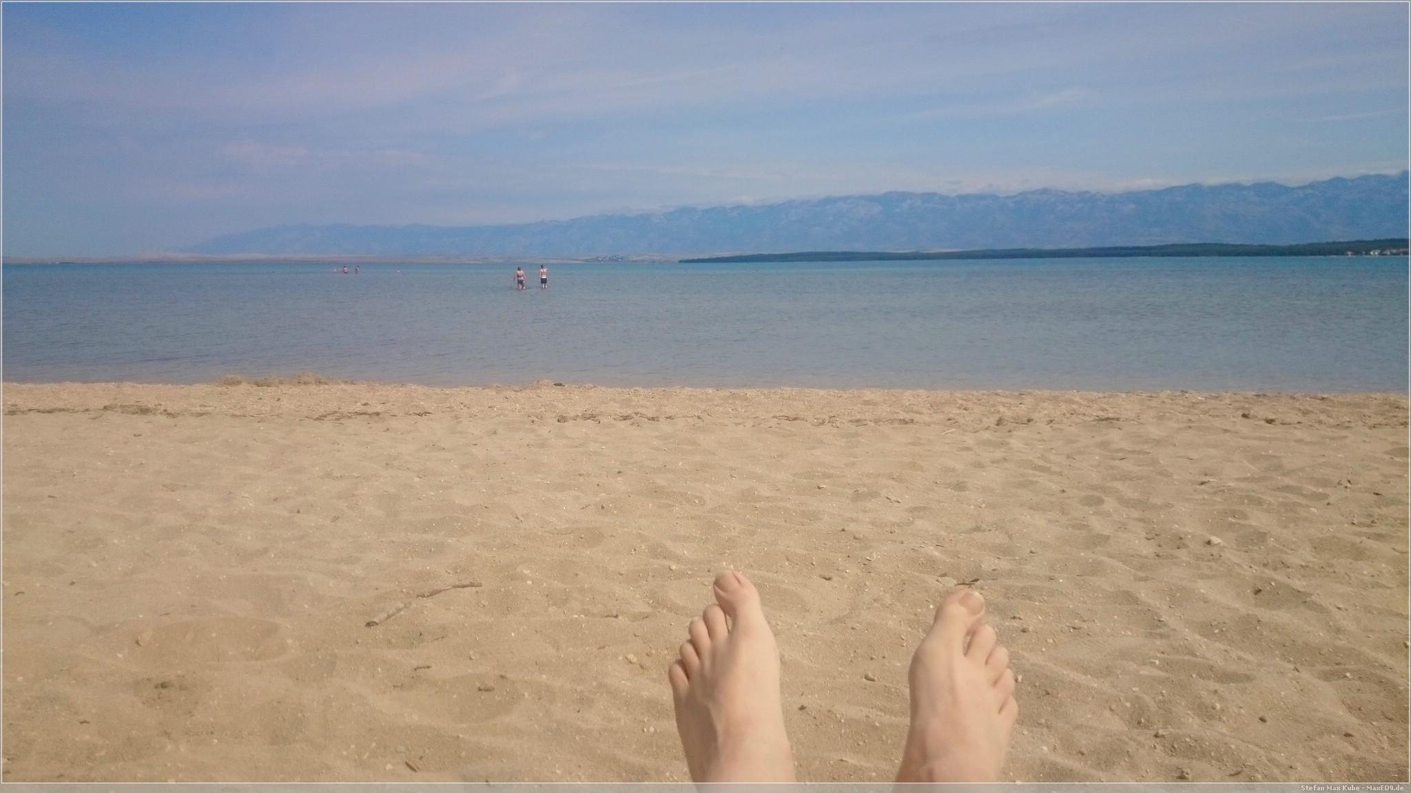 Strand von Nin