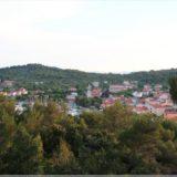 Blick über Kukljica
