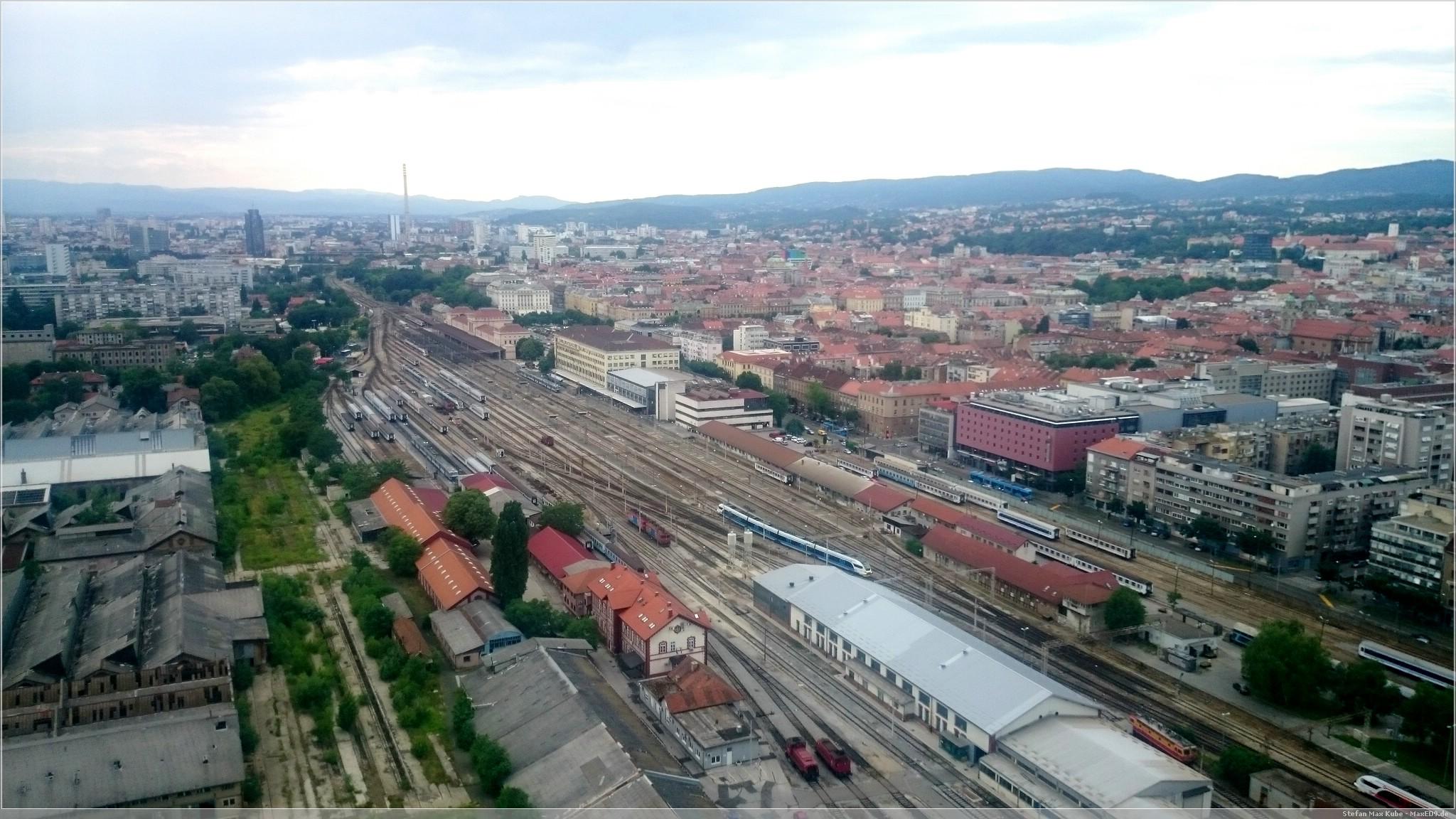 Zagreb: von A wie Altstadt bis Z wie Züge