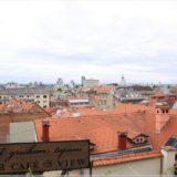Blick über Zagreb