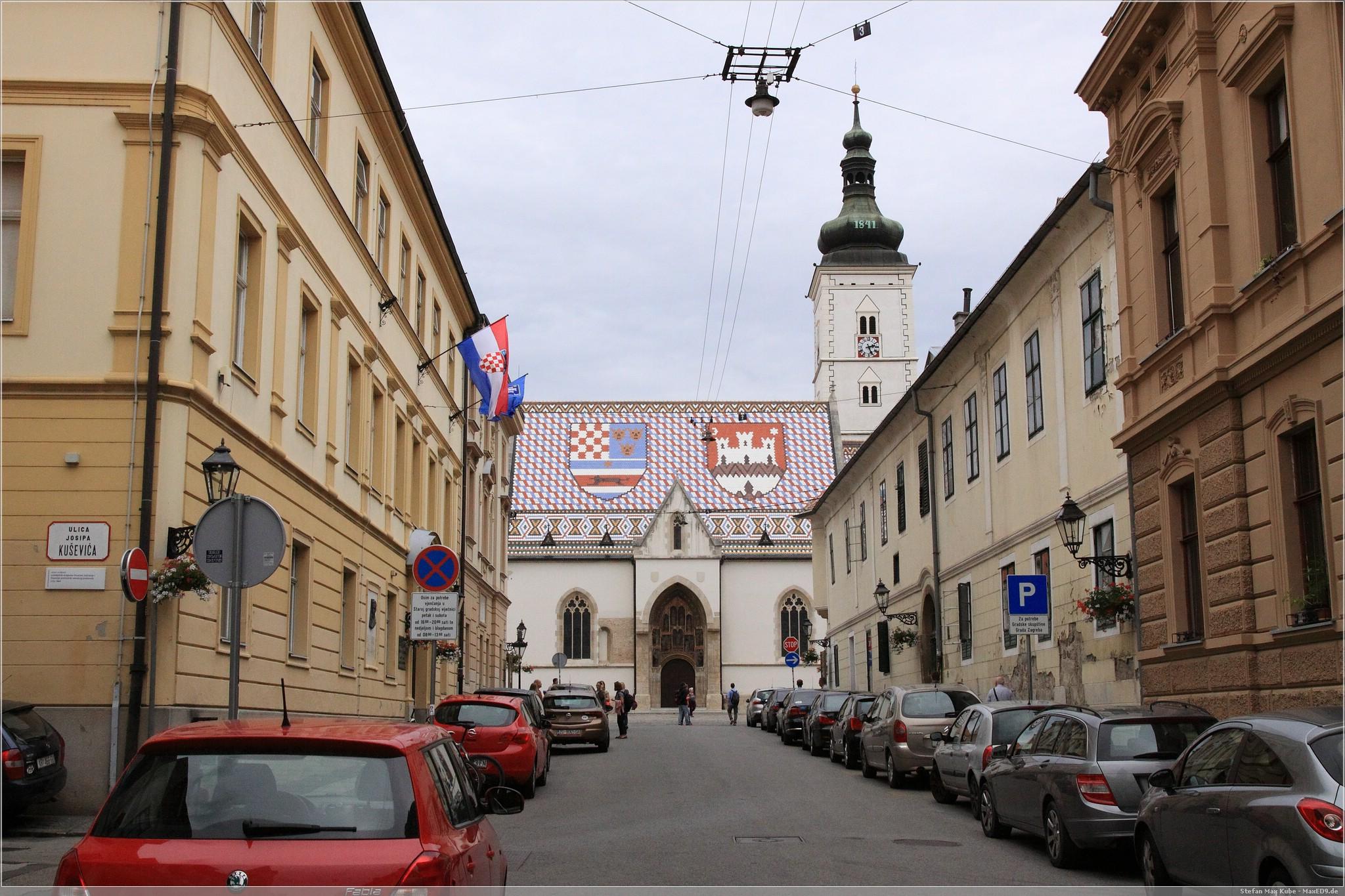 St. Mark's Kirche