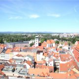 Blic über Budweis