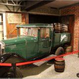 Museum in der Budweis Brauerei