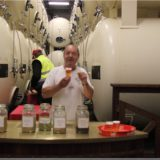 Verkostung in der Budweis Brauerei