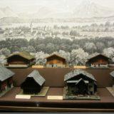 typische Alpenhütten