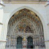 Hauptportal des Berner Münsters