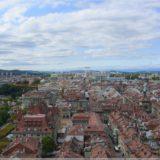 Blick über Bern vom Münster