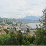 Blick über Luzern