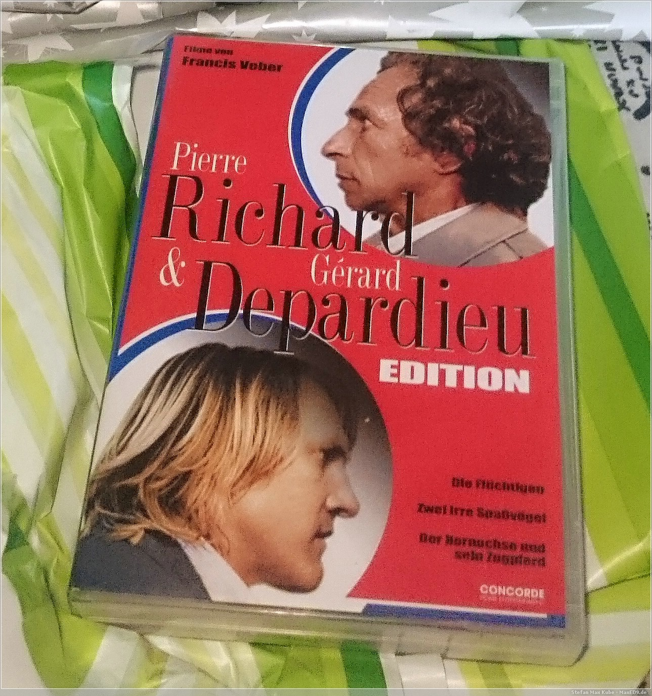 Richard & Depardieu