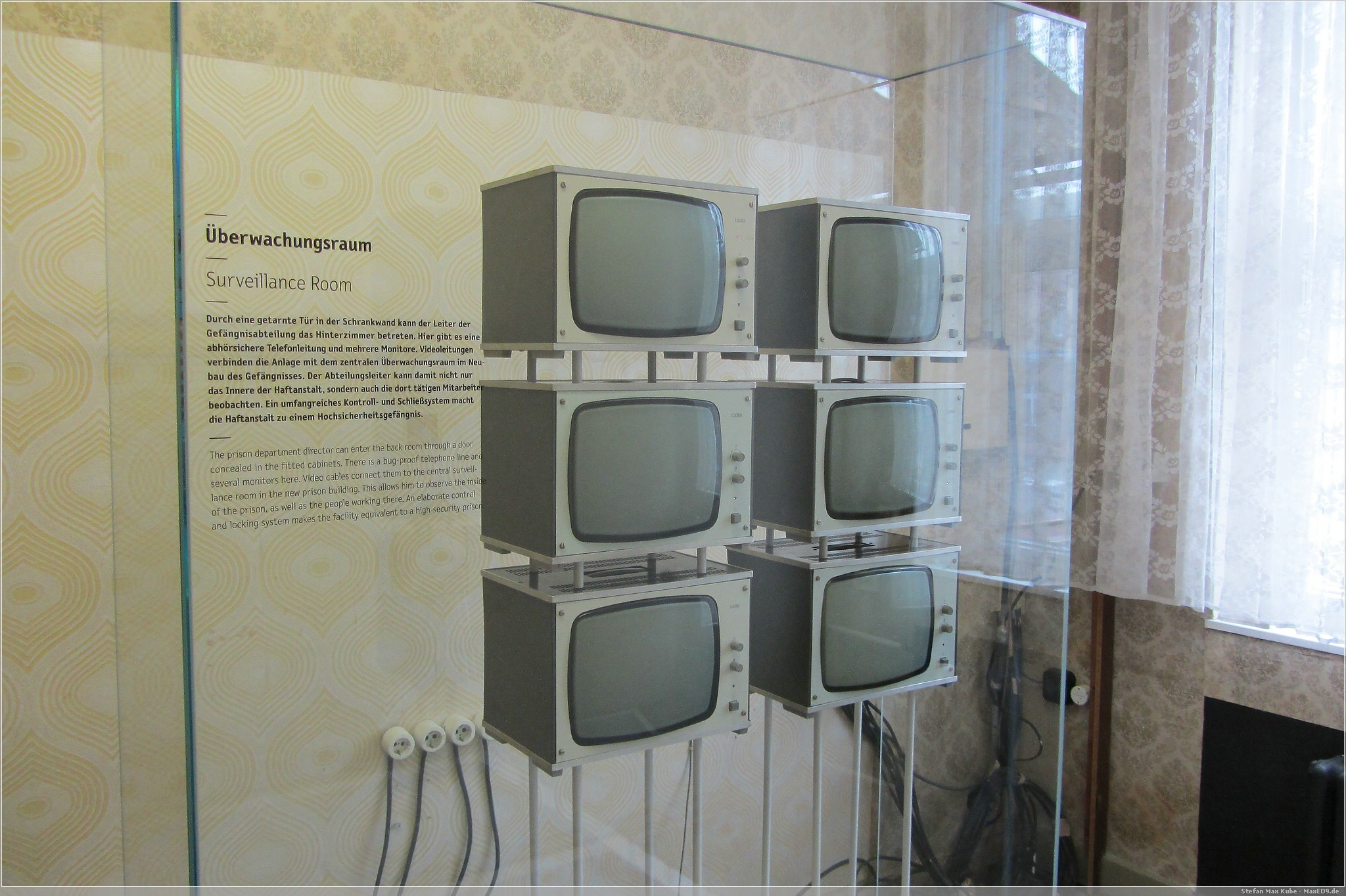 Dauerausstellung Gedenkstätte Berlin-Hohenschönhausen