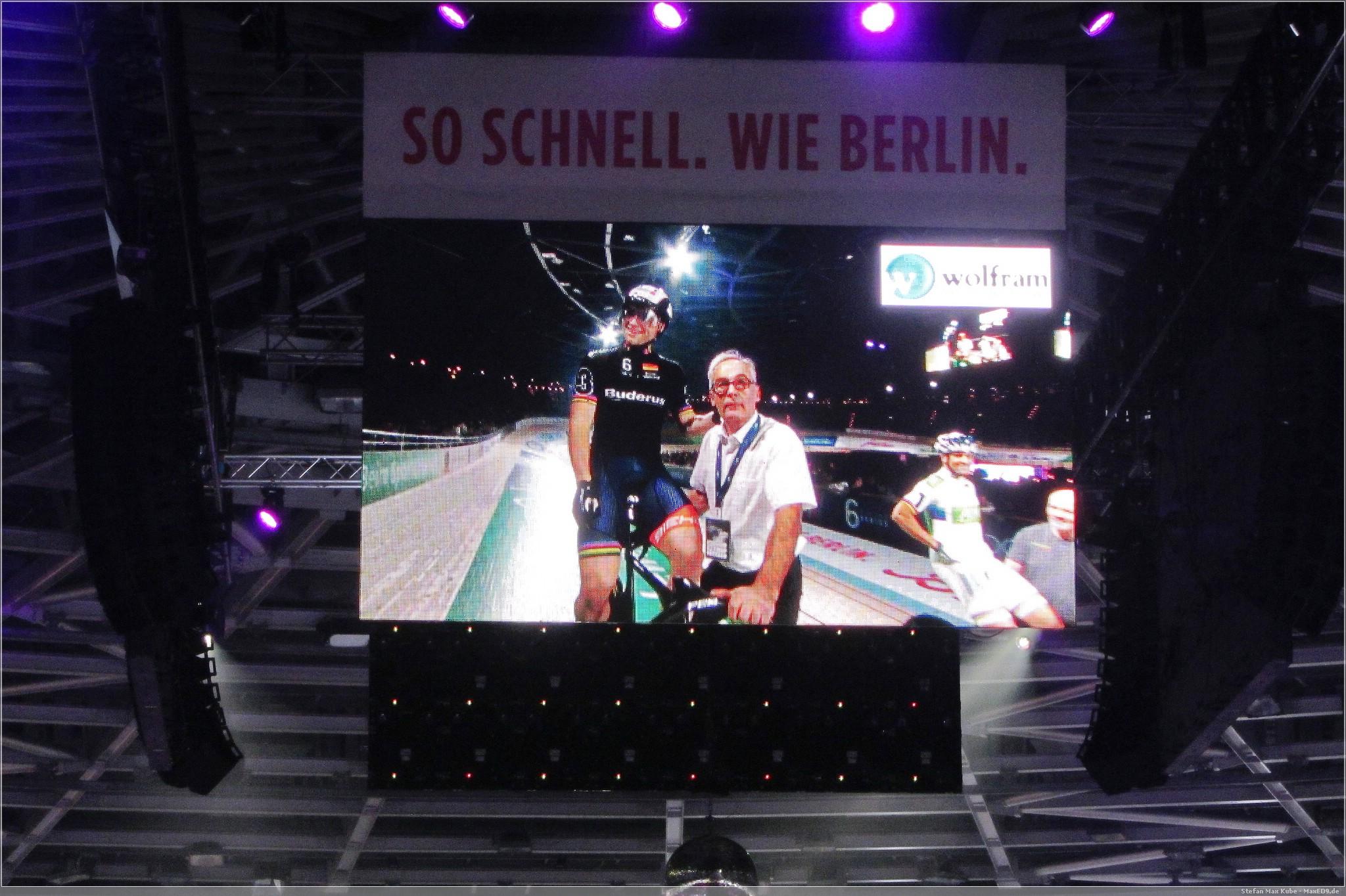 mitgefiebert: Six Day Berlin – Sechstagerennen