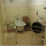 Bade- und Desinfizierraum