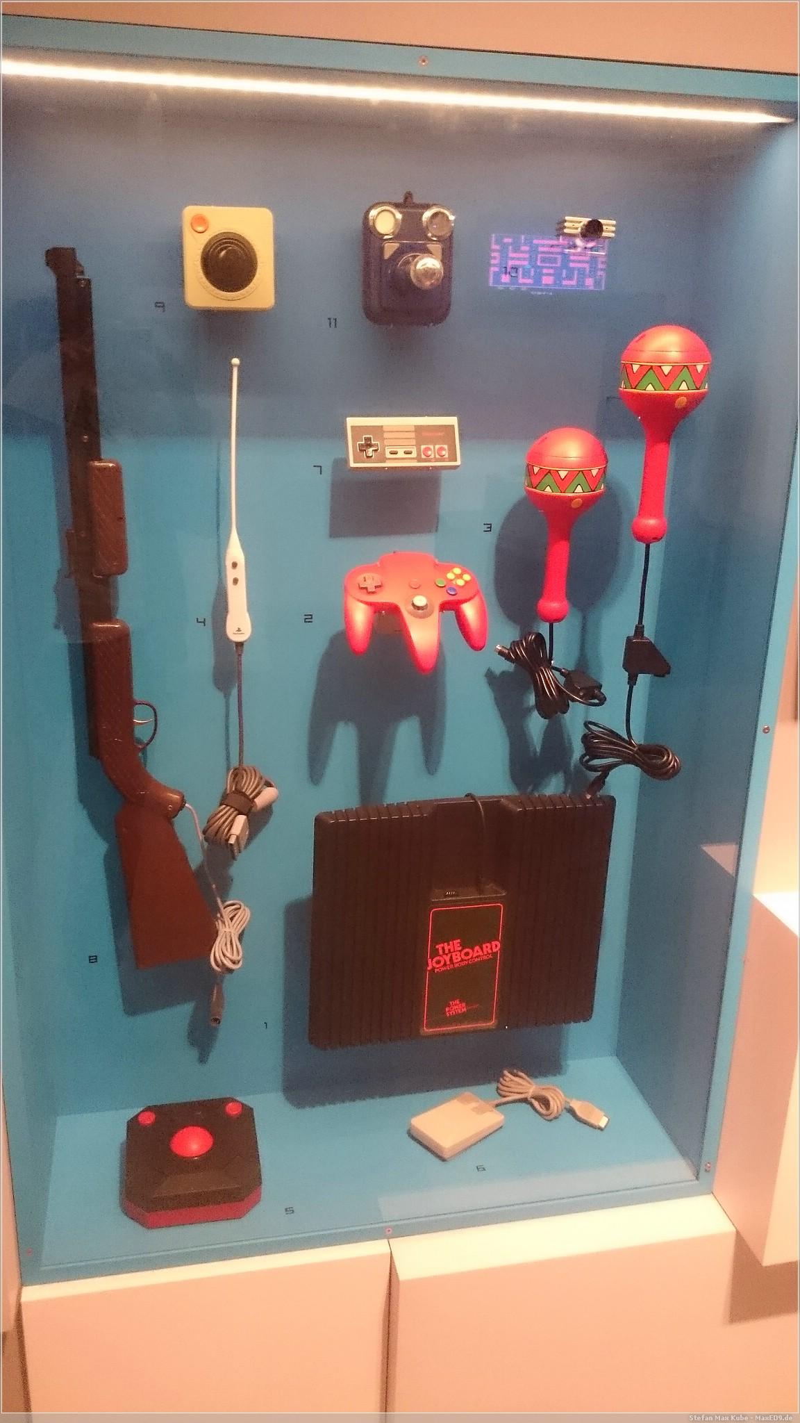 besucht: Computerspielemuseum Berlin