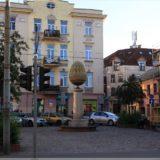 ein Ei in Vilnius